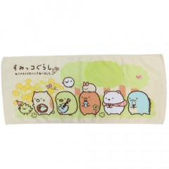 Japan Sumikko Gurashi Fluffy Towel - Picnic