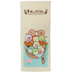 Japan Sumikko Gurashi Fluffy Towel - River