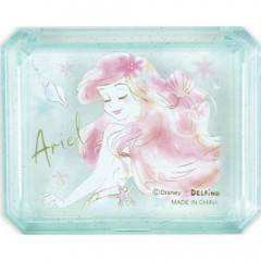 Japan Disney Sticky Memo - Princess Little Mermaid Ariel with Case