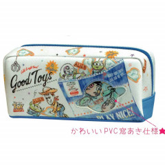 Japan Disney Pencil Case (M) - Toy Story Good Toys