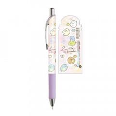Japan San-X Sumikko Gurashi Pentel EnerGel 0.5mm Pen - Purple