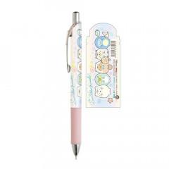 Japan San-X Sumikko Gurashi Pentel EnerGel 0.5mm Pen - Pink