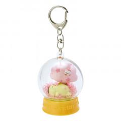 Sanrio Key Chain Charm - Pom Pom Purin & Sakura Tree