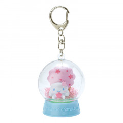 Sanrio Key Chain Charm - Cinnamoroll & Sakura Tree