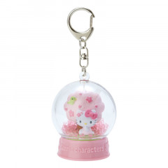 Sanrio Key Chain Charm - Hello Kitty & Sakura Tree