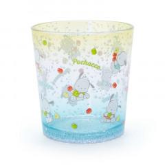 Japan Sanrio Acrylic Cup Clear Airy - Pochacco