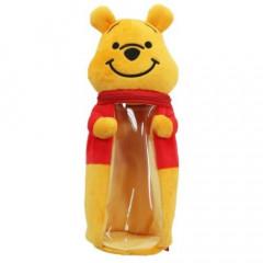 Japan Disney Plush Pen Case - Winnie the Pooh