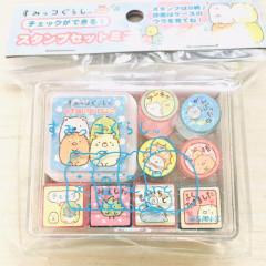 Japan San-X Sumikko Gurashi Stamp Chops