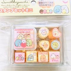Japan San-X Sumikko Gurashi Stamp Chops - Love
