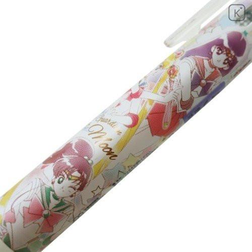 Japan Sailor Moon Hi-Tec-C Coleto 5 Barrel - Light Yellow - 2