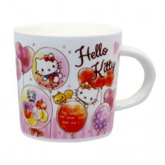 Japan Sanrio Pottery Mug - Hello Kitty
