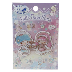 Japan Sanrio Iron-on Applique Patch - Little Twin Stars