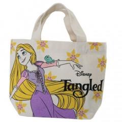 Japan Disney Cotton Tote Bag - Rapunzel