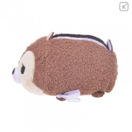 Japan Disney Tsum Tsum Mini Plush - Chip Kafun Face - 3