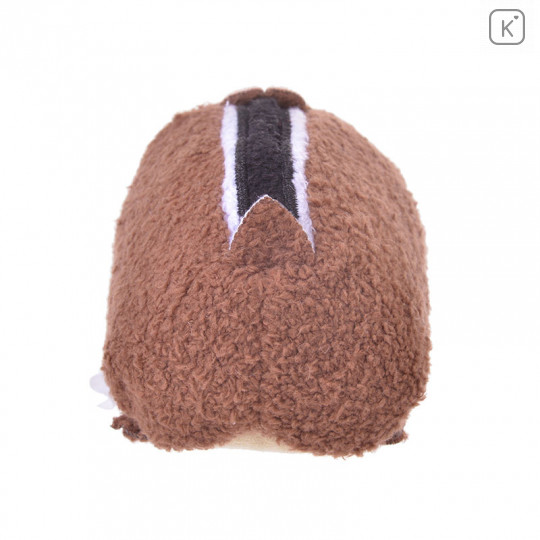 Japan Disney Tsum Tsum Mini Plush - Chip Kafun Face - 4
