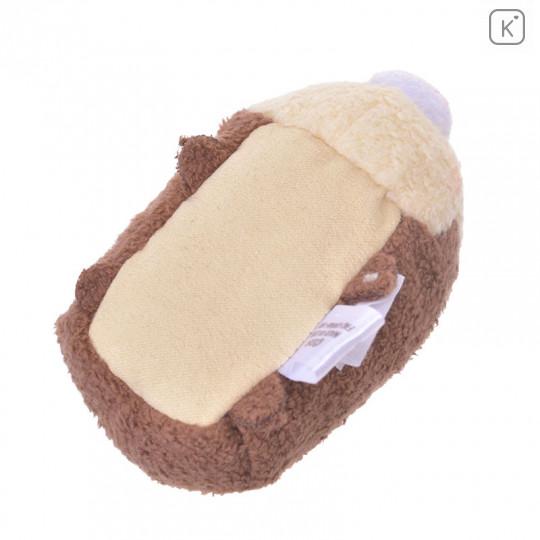 Japan Disney Tsum Tsum Mini Plush - Chip Kafun Face - 6