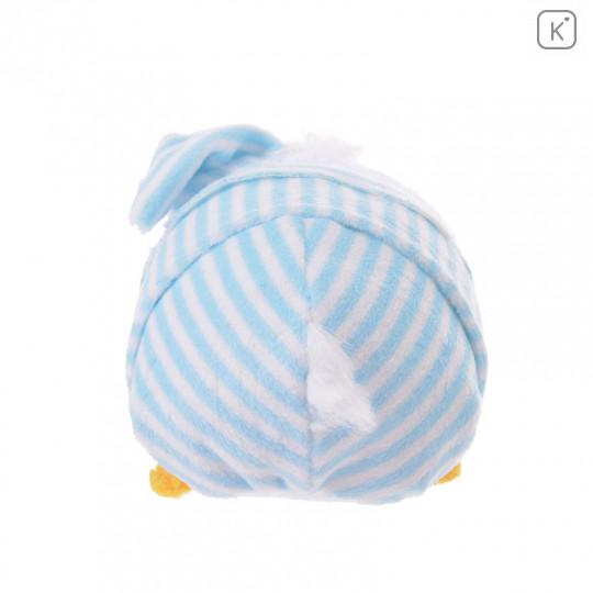Japan Disney Tsum Tsum Mini Plush - Donald Duck Kafun Face - 4