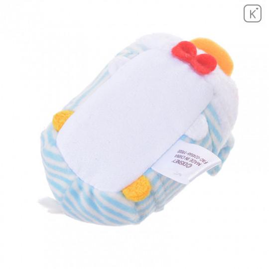 Japan Disney Tsum Tsum Mini Plush - Donald Duck Kafun Face - 6