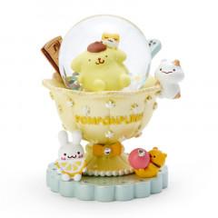 Japan Sanrio Snow Globe - Pompompurin