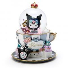 Japan Sanrio Snow Globe - Kuromi