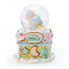 Japan Sanrio Snow Globe - Little Twin Stars