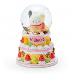 Japan Sanrio Snow Globe - Pochacco