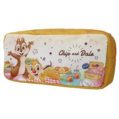 Japan Disney Pencil Case (M) - Chip & Dale