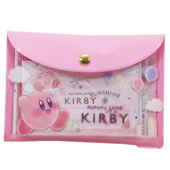 Japan Kirby Sticky Notes with Case