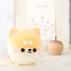 Japan Hamanaka Wool Pom Pom Craft Kit - Bonbon Shiba Inu