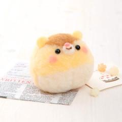 Japan Hamanaka Wool Pom Pom Craft Kit - Bonbon Hamster Ball
