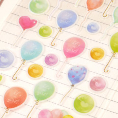 Colorful Stickers - Balloon