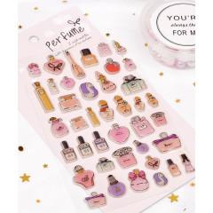 Korea Funny Sticker World Sticker - Perfume Bottle