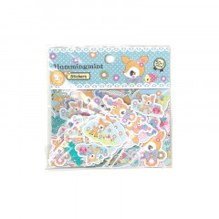 Sanrio Washi Seal Sticker - Hummingmint