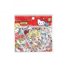 Sanrio Washi Seal Sticker - Hello Kitty