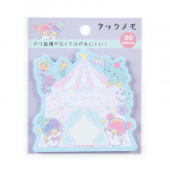 Japan Sanrio Sticky Notes - Little Twin Stars