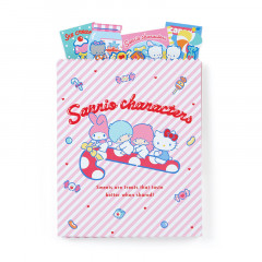 Japan Sanrio Letter Set - Sanrio Characters