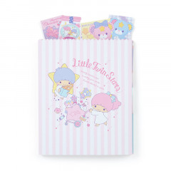 Japan Sanrio Letter Set - Little Twin Stars