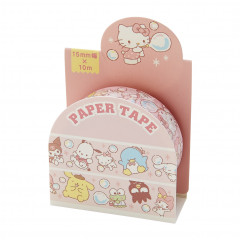 Japan Sanrio Washi Paper Masking Tape - Sanrio Characters