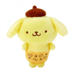 Japan Sanrio Mini Plush (S) - Pompompurin