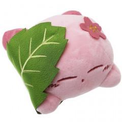 Japan Kirby Mini Plush (S) - Sleeping