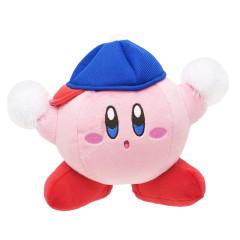Japan Kirby Mini Plush (S) - Cheerleader