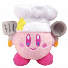 Japan Kirby Plush (S) - Chef