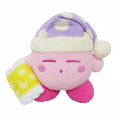 Japan Kirby Plush (S) - Sleepy