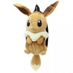 Japan Pokemon Plush Backpack Bag - Eevee Plush