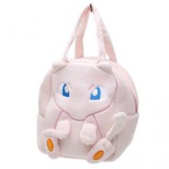 Japan Pokemon 3D Body Mini Handbag - Mew