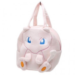 Japan Pokemon Plush Mini Handbag - Mew