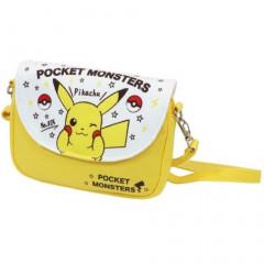 Japan Pokemon Mini Shoulder Bag - Pikachu Yellow