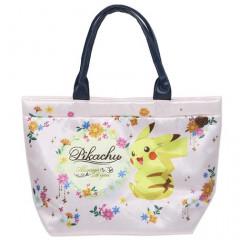 Japan Pokemon Shoulder Bag - Pikachu Pink