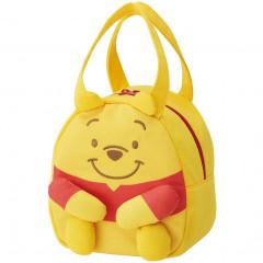 Japan Disney Plush Mini Handbag - Pooh