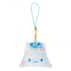 Japan Sanrio Mount Fuji Mascot Keychain - Cinnamoroll